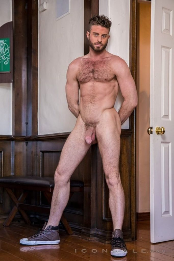 Hung hairy muscle stud Link Parker aka Sean Cody Tobey naked gay porn star 011 gay porn pics 682x1024 - Hung hairy muscle stud Link Parker (aka Sean Cody Tobey) exposes his sexy body and huge cock