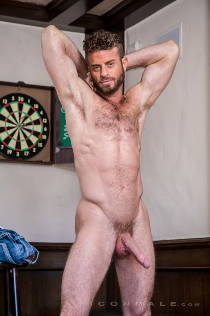Hung hairy muscle stud Link Parker aka Sean Cody Tobey naked gay porn star 013 gay porn pics 682x1024 - Hung hairy muscle stud Link Parker (aka Sean Cody Tobey) exposes his sexy body and huge cock