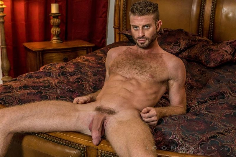 Hung hairy muscle stud Link Parker aka Sean Cody Tobey naked gay porn star 019 gay porn pics - Hung hairy muscle stud Link Parker (aka Sean Cody Tobey) exposes his sexy body and huge cock