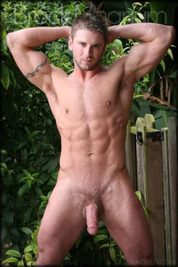 Legend Men Brock Magnum Sexy hairy chested muscle hunk stripped bare 001 gay porn pics 683x1024 - Sexy hairy chested muscle hunk Brock Magnum stripped bare at Legend Men
