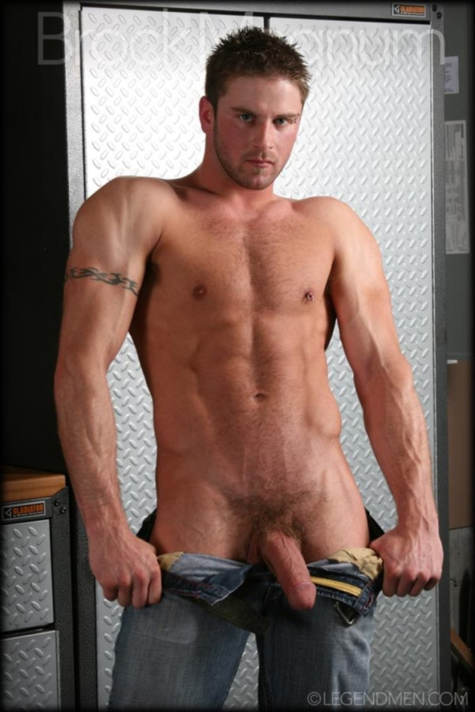 Legend Men Brock Magnum Sexy hairy chested muscle hunk stripped bare 015 gay porn pics 683x1024 - Sexy hairy chested muscle hunk Brock Magnum stripped bare at Legend Men