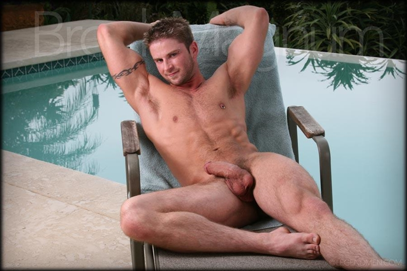 Legend Men Brock Magnum Sexy hairy chested muscle hunk stripped bare 022 gay porn pics - Sexy hairy chested muscle hunk Brock Magnum stripped bare at Legend Men