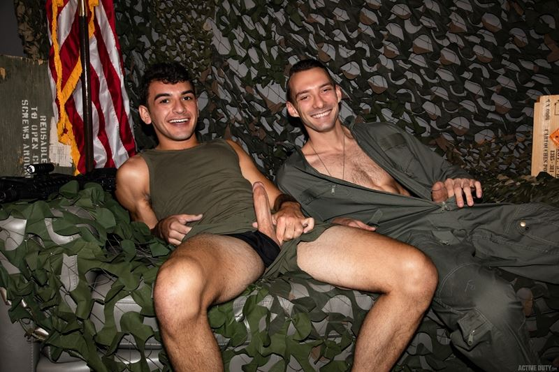 Active Duty Johnny B II hot raw ass bareback fucked army dude Daniel Greene huge cock 001 gay porn pics - Active Duty Johnny B II's hot raw ass bareback fucked by army dude Daniel Greene's huge cock