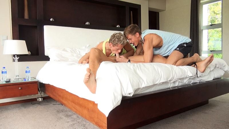 Belami barebacking threesome Kevin Warhol Jerome Exupery huge uncut cock raw fucking Helmut Huxley hot bubble butt 009 gay porn pics - Belami barebacking threesome Kevin Warhol and Jerome Exuperys' huge uncut cock raw fucking Helmut Huxley's hot bubble butt