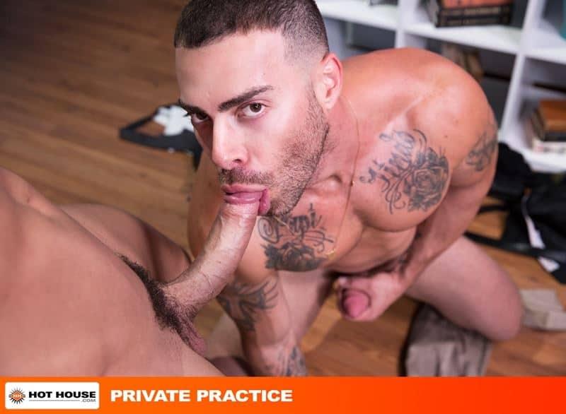 Doctor Sean Zevran huge erect cock fucking Carlos Lindo hot hole 001 gay porn pics - Doctor Sean Zevran's huge erect cock fucking Carlos Lindo's hot hole