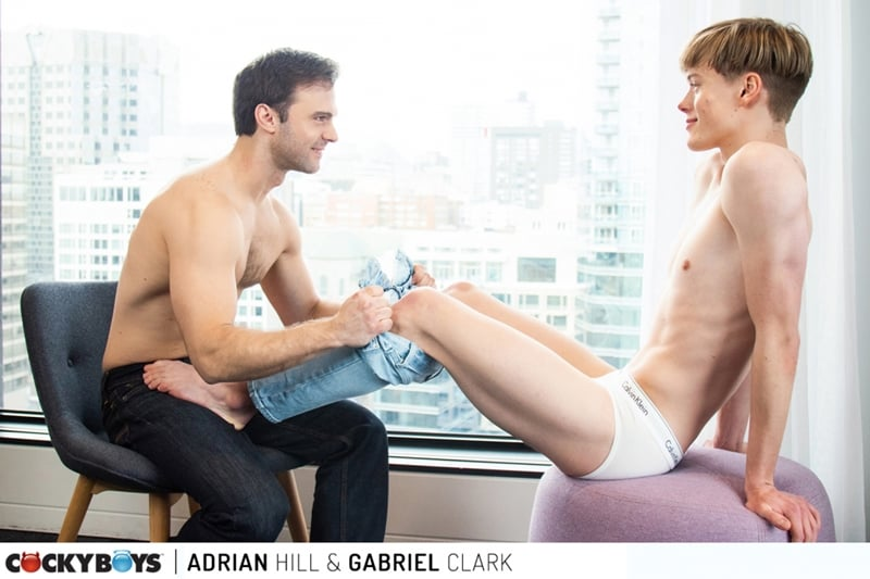 Hairy chested hunk Gabriel Clark huge cock deep pile driver ass fucking Adrian Hill smooth bubble ass hole 007 gayporn pics  - Hairy chested hunk Gabriel Clark's huge cock deep pile driver ass fucking Adrian Hill's smooth bubble ass hole