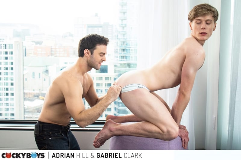 Hairy chested hunk Gabriel Clark huge cock deep pile driver ass fucking Adrian Hill smooth bubble ass hole 008 gayporn pics  - Hairy chested hunk Gabriel Clark's huge cock deep pile driver ass fucking Adrian Hill's smooth bubble ass hole