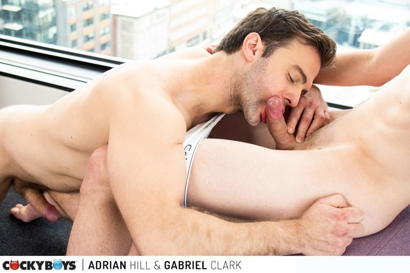 Hairy chested hunk Gabriel Clark huge cock deep pile driver ass fucking Adrian Hill smooth bubble ass hole 013 gayporn pics  - Hairy chested hunk Gabriel Clark's huge cock deep pile driver ass fucking Adrian Hill's smooth bubble ass hole