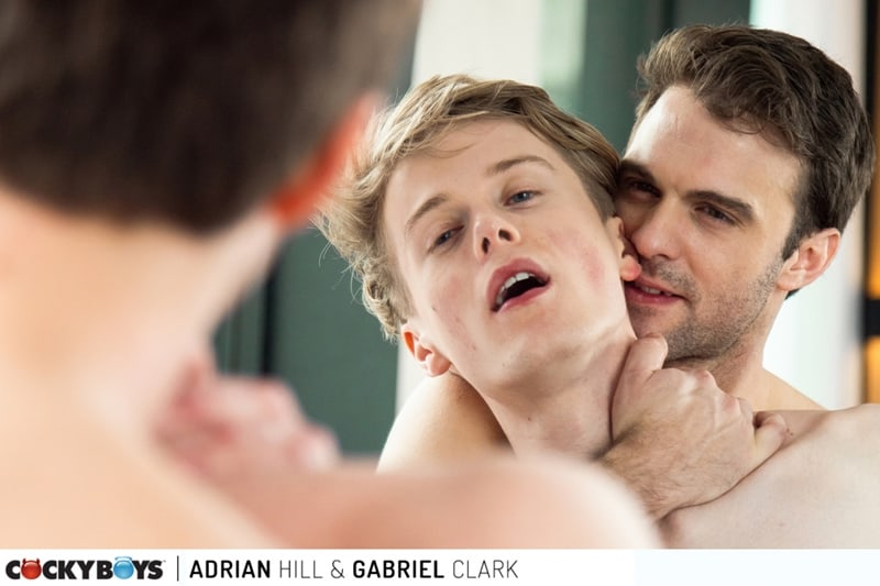 Hairy chested hunk Gabriel Clark huge cock deep pile driver ass fucking Adrian Hill smooth bubble ass hole 019 gayporn pics  - Hairy chested hunk Gabriel Clark's huge cock deep pile driver ass fucking Adrian Hill's smooth bubble ass hole