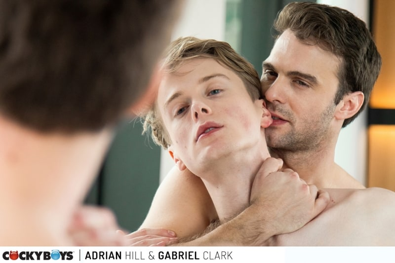 Hairy chested hunk Gabriel Clark huge cock deep pile driver ass fucking Adrian Hill smooth bubble ass hole 020 gayporn pics  - Hairy chested hunk Gabriel Clark's huge cock deep pile driver ass fucking Adrian Hill's smooth bubble ass hole