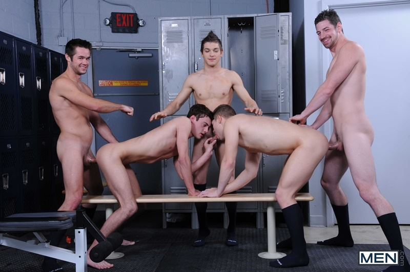 Men hot baseball players orgy Hunter Page Johnny Rapid Riley Banks Mike De Markos anal fuck fest Andrew Stark 001 gay porn pics - Men hot baseball players orgy Riley Banks, Hunter Page, Johnny Rapid, Mike De Markos' anal fuck fest with Andrew Stark