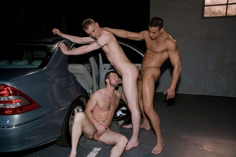 Titan Men Telescope ass fucking trio Dillon Buck Lars Svenson Rodrigo De Leon huge cock anal 001 gay porn pics - Titan Men in Telescope ass fucking trio Dillon Buck, Lars Svenson and Rodrigo De Leons' huge cock anal