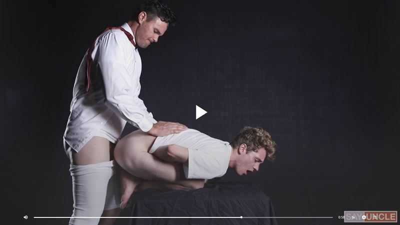 Missionary Boys hottie young novice priest Jake Hill raw hole bare fucked President Beau Reed huge cock 018 gay porn pics - Missionary Boys hottie young novice priest Jake Hill's raw hole bare fucked by President Beau Reed's huge cock