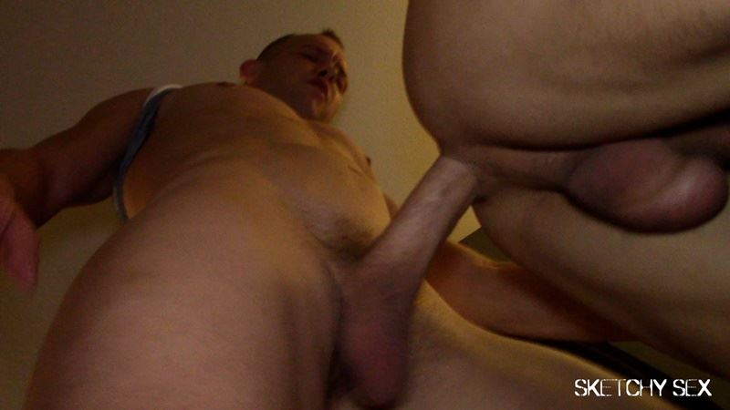 Welcome our new cumdump at Sketchy Sex 008 gay porn pics - Welcome our new cumdump at Sketchy Sex